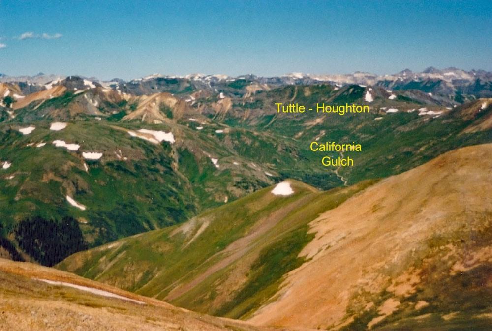 Tuttle Mountain - 13,203
