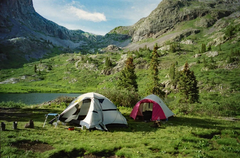 Moon Lake Campsite B