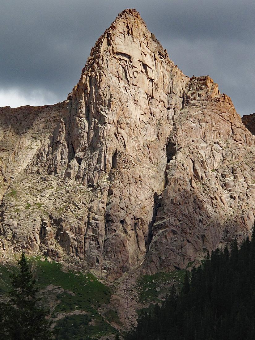 800 ft. campsite