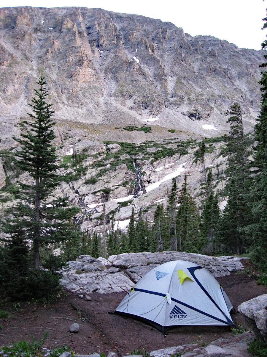 Bluebird Lake Campsite