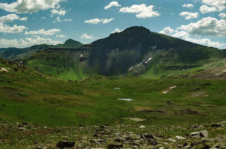 Hunchback Pass