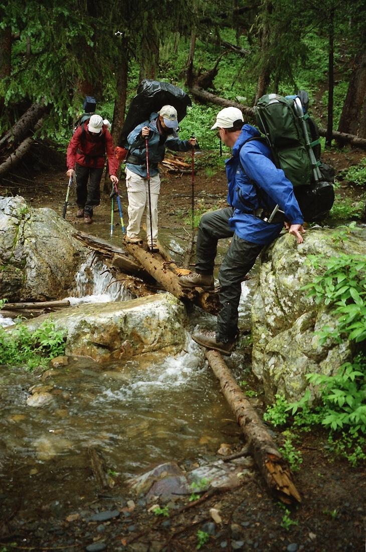 Nebo Creek Crossing