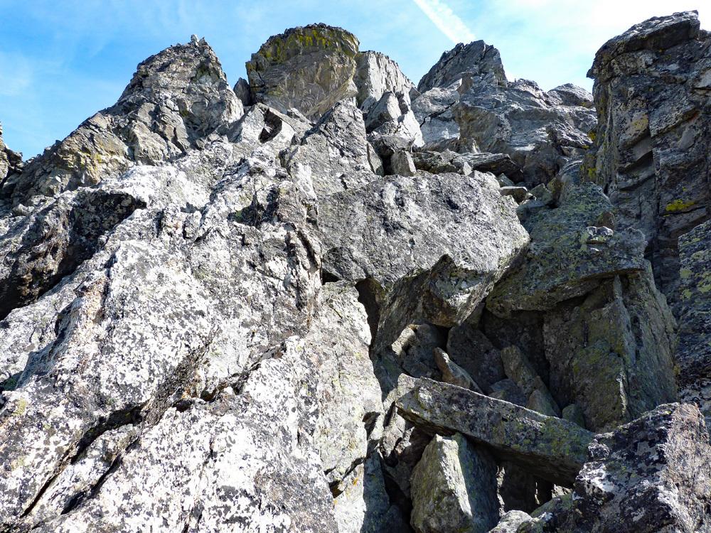 Arapaho Peaks Traverse B Mack