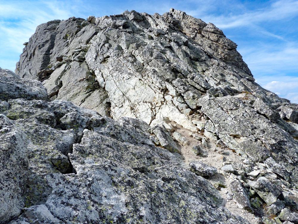 Arapaho Peaks Traverse Mack