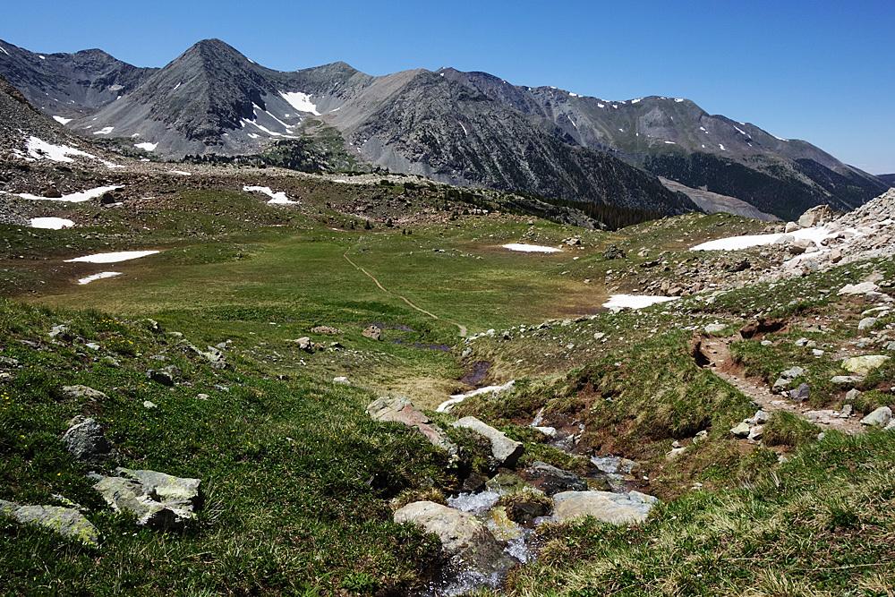Huerfano Mt Lindsey Trail