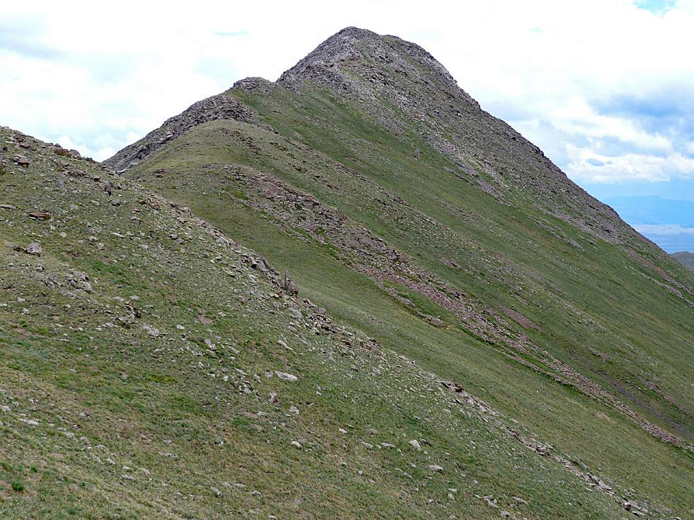 Little Horn West Ridge Mack