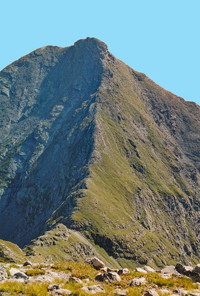 Mt Adams West Ridge