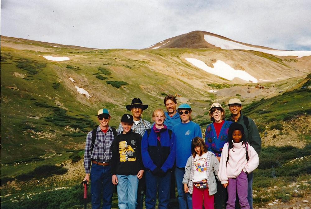 Mt Sheridan1995 A