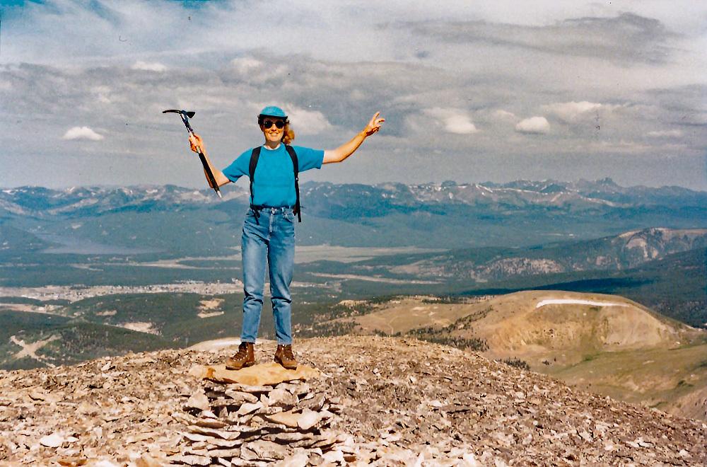 Mt Sheridan1995 B