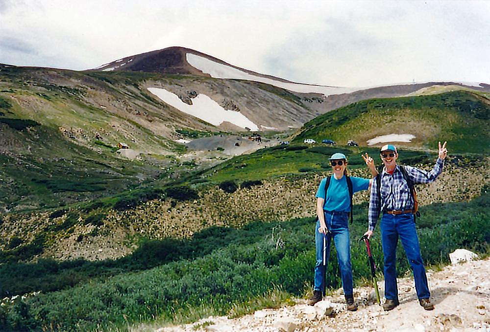 Mt Sheridan1995 C