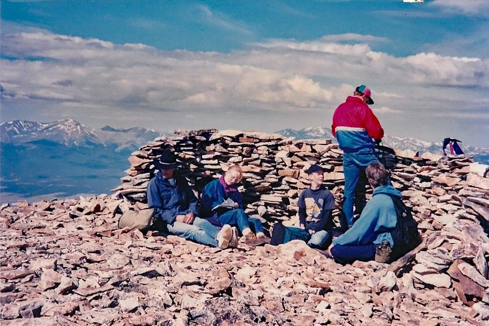 Mt Sheridan1995 D