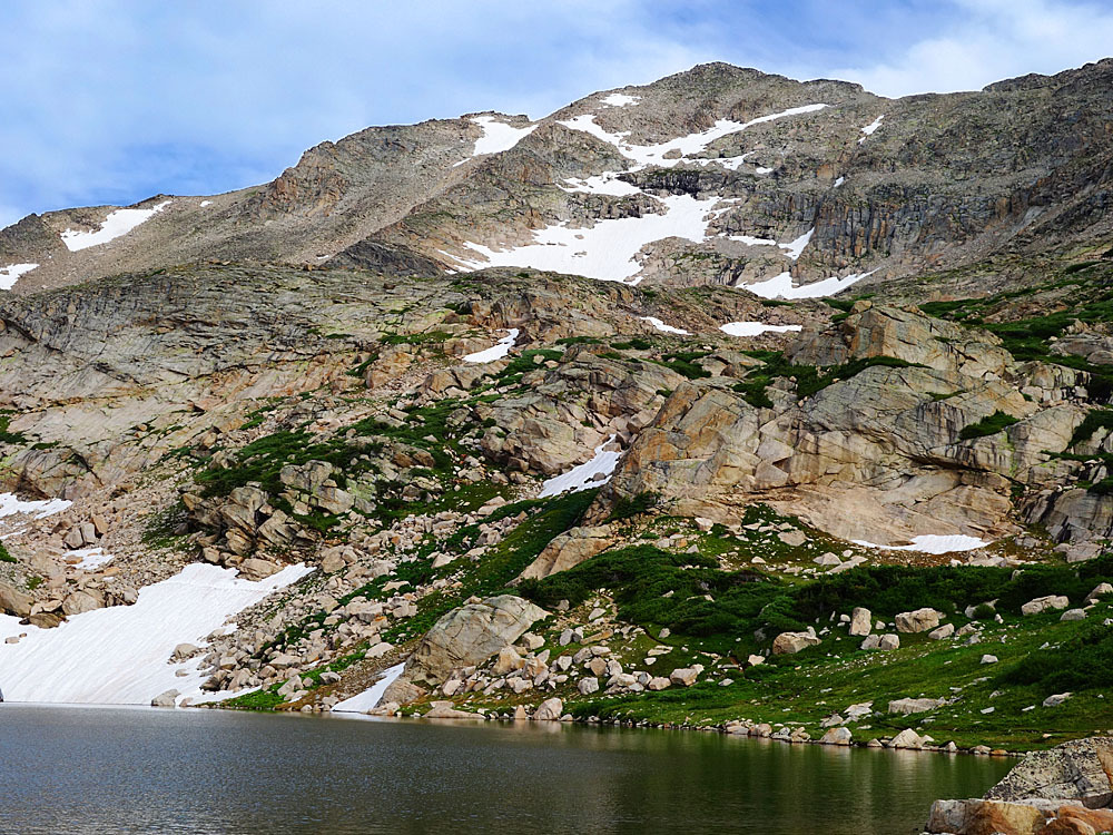 Paiute from Blue Lake