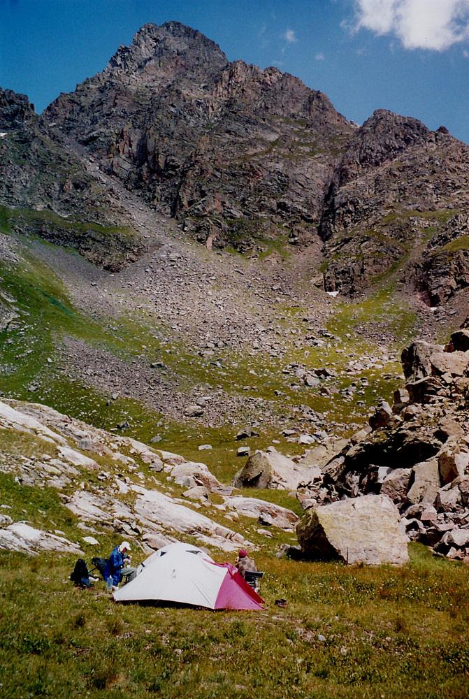 Peak C Camp View