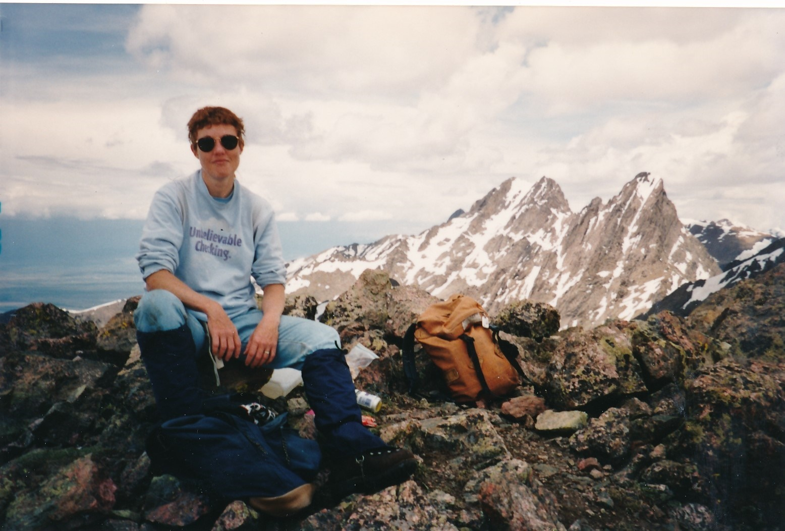 Pico Aislado Summit