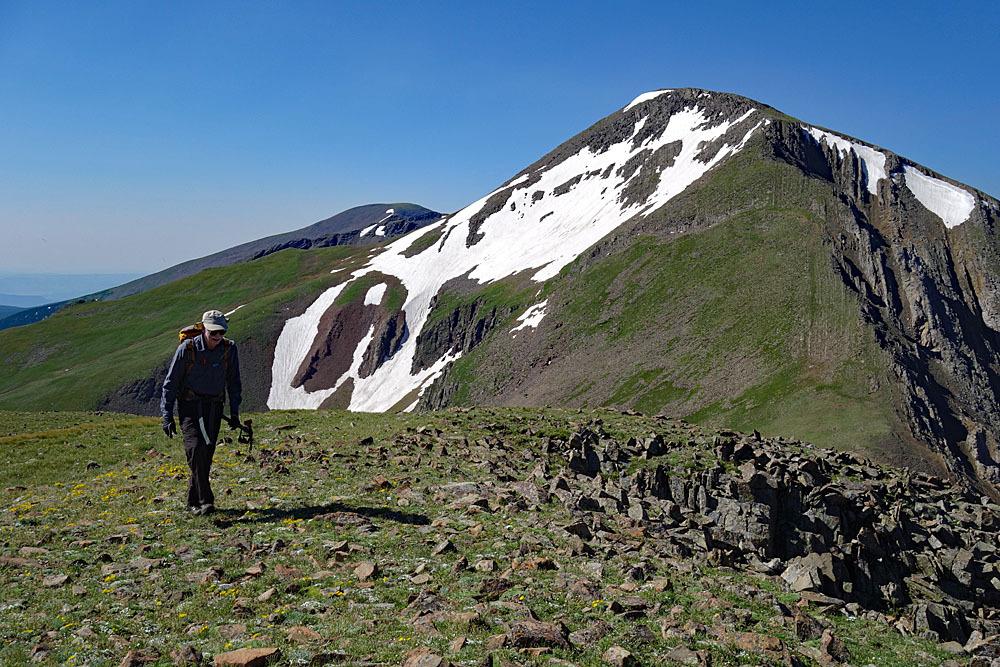 Trinchera North View