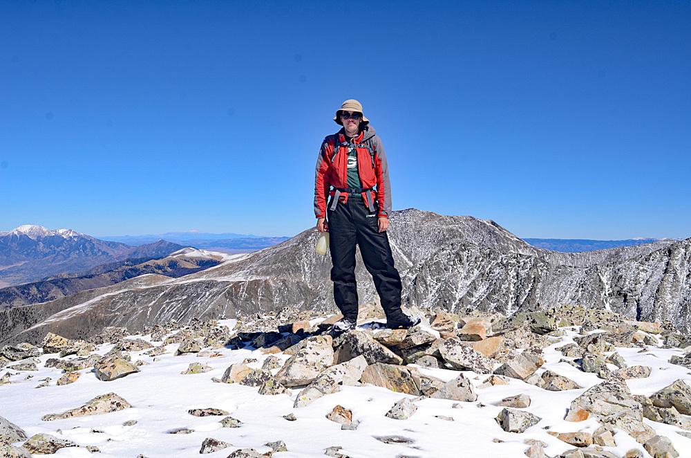 Twin Peaks R Mack Summit