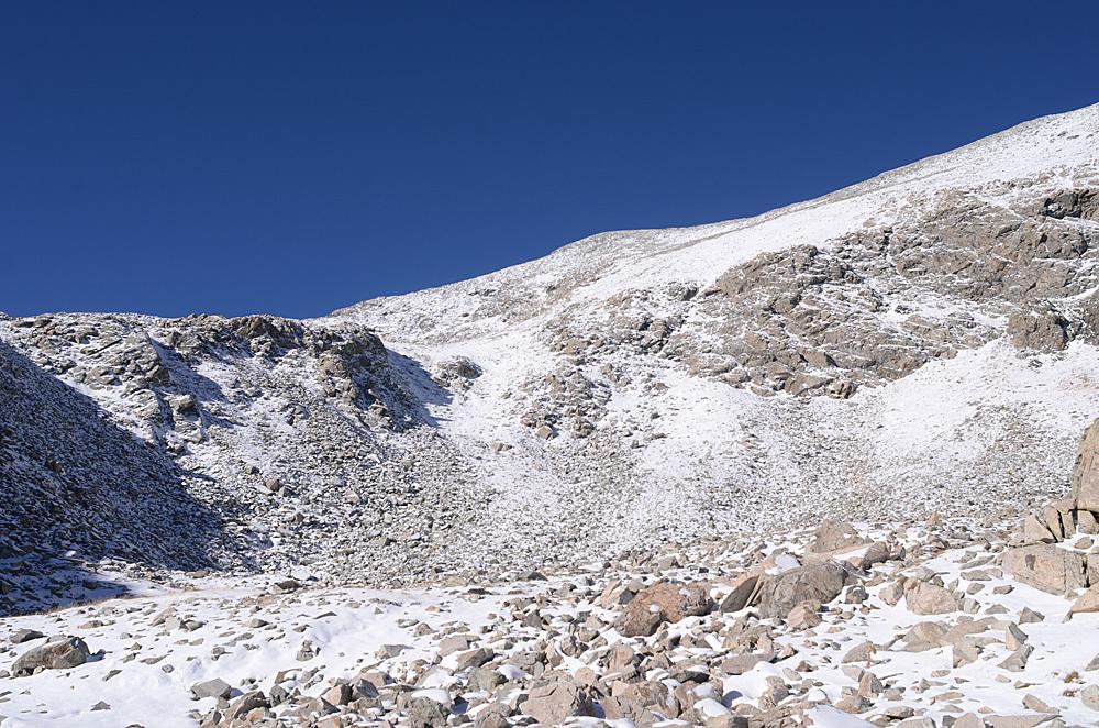 Twin peaks Approach Mack