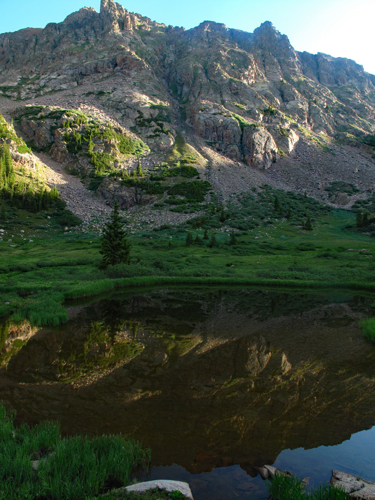 Keller-Bighorn Ck Meadow View